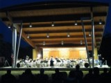 Falmouth Town Band Has a NewStage