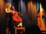 Cello and Harp