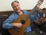 Classical Guitarist BenjaminVerdery