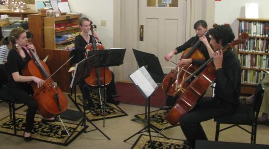 Chappaquoit Cellos 1