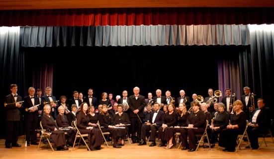 Cape Cod Conservatory Band, John Hagon, Conductor
