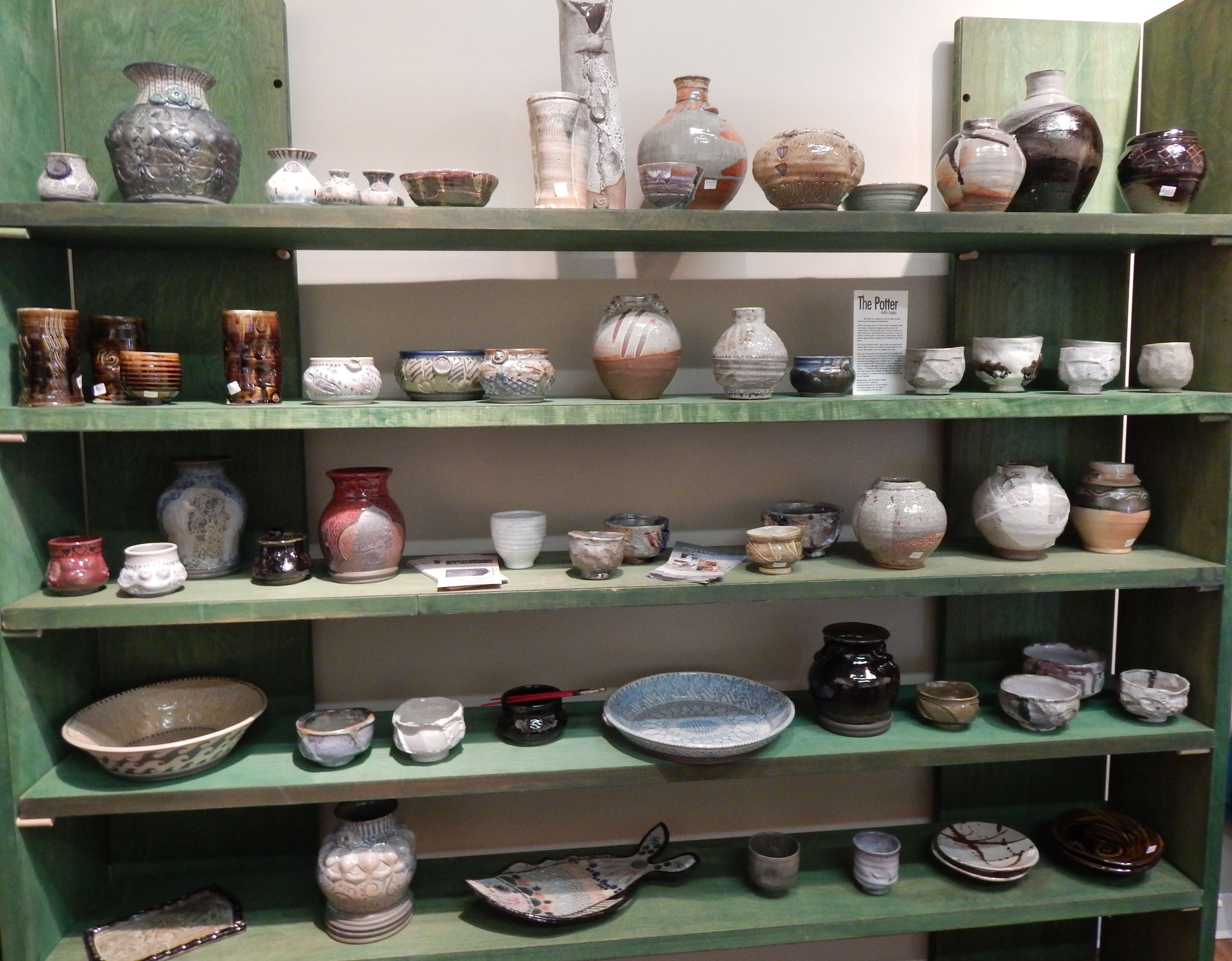 Jewelry And Pottery At Fctv S Maser Gallery Notes On The
