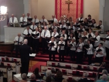 Greater Falmouth Community Chorus Swings into Summer!