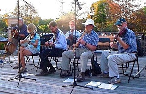 Woods Hole Trad Stroll Takes Place May 5, 2018   Notes on