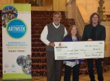 ArtsFalmouth wins MusicDrivesUs Grant for Woods Hole Trad Stroll