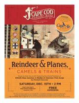 "Cape Cod Concert Band presents ""Reindeer & Planes, Camels &Trains"""