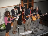 Reunion Band at Woods Hole Community Hall