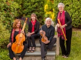 "Courante Baroque Music Ensemble Presents ""Old World Charm"" June 9"