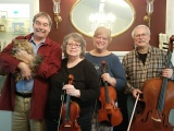 Falmouth Chamber Players Orchestra Musicale October 5